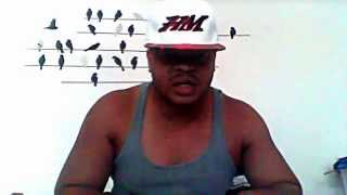 SKIZZ BANGA TV FREESTYLE RAP ON WEB CAM