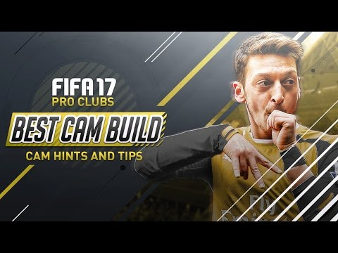 Fifa 17 Pro Clubs Tips | How to Play CAM