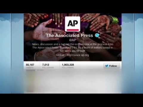 Twitter Privacy Expert John Sileo Discusses AP Twitter Account Hack