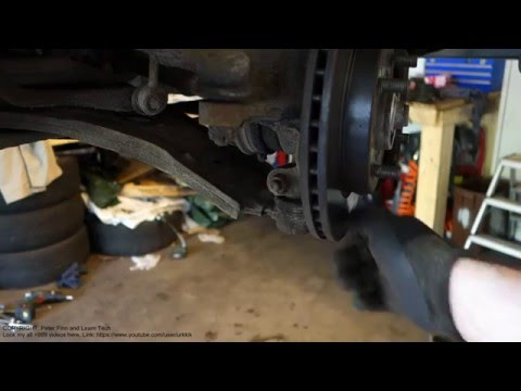 How to do Bad ball joint test in car