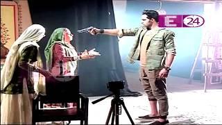 Serial: Laado 2   अम्मा जी पर युवराज ने चलायी गोली