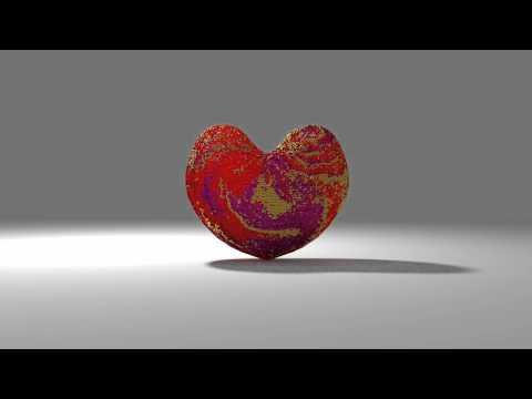 A Splash of Love - ECard