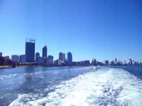The Swan River, Perth, Western Australia