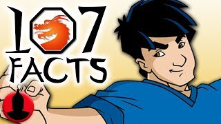 107 Jackie Chan Adventures Facts You Should Know! - Cartoon Facts (107 Facts S6 E13)