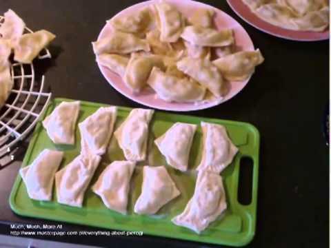 How To Freeze Pierogi - A Poiish Recipe Cookbook Selection