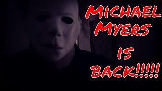 Michael Myers returns on Halloween for Princess Ella