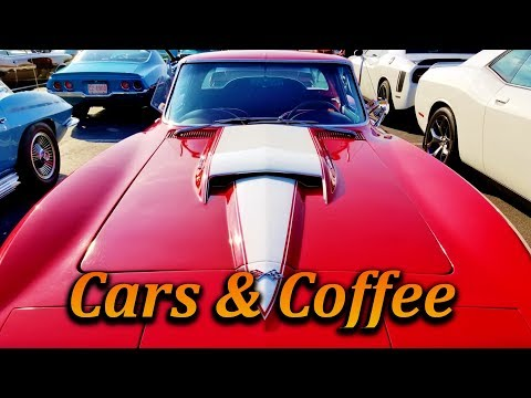Cars & Coffee - Clayton, NC 9-1-18