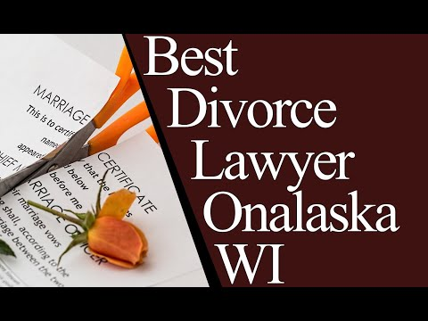 Best Divorce Mediation Family Law Child Custody Lawyer Onalaska WI