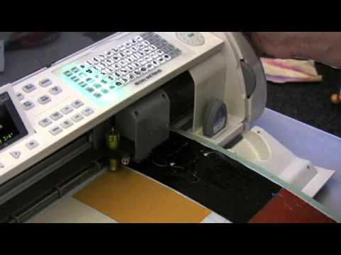 Ten Seconds Studio-Cutting Metal with a Cricut