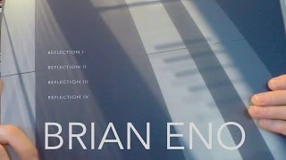Experiments With Brian Eno Reflection - 1st Vinyl Vlog of 2017
