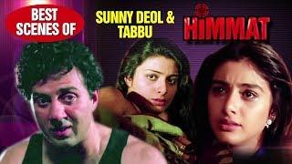 Himmat | Sunny Deol & Tabu Best Scenes | همت | Sunny Deol, Tabu | With Arabic Subtitles (HD)
