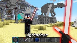 Minecraft STAR WARS ROGUE ONE MOD... (Modded Minecraft)