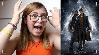Fantastic Beasts: The Crimes of Grindelwald Trailer #2   REACTION!!