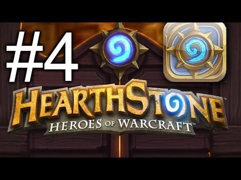 Hearthstone - Online Battle! FREE Expert Pack [Episode 4] [iPad]