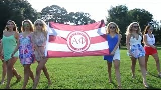 Alabama sorority criticized over recruitment video