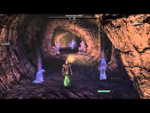 Elder Scrolls Online - ESO Beta LIVE-Stream [deutsch] // no commentary //  Part_2 - 6 / 6