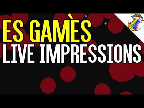 ES Games Live Impressions | More Like BS Games