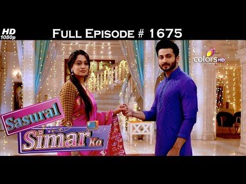 Sasural Simar Ka - 8th December 2016 - ससुराल सिमर का - Full Episode