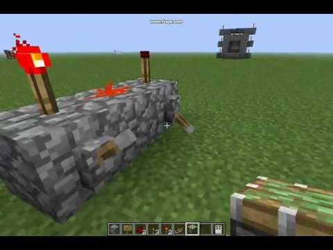 How to make logic gates in Minecraft