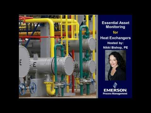 Essential Asset Monitoring for Heat Exchangers