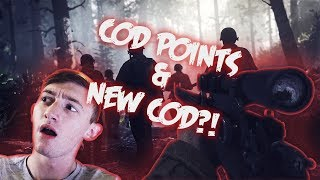 Call of Duty Points in WWII! - Treyarch