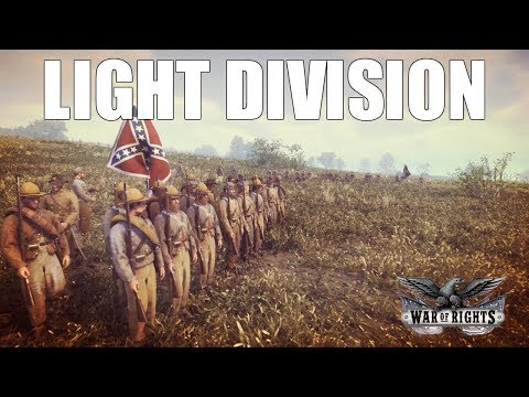 LIGHT DIVISION  - War of Rights Cinematic