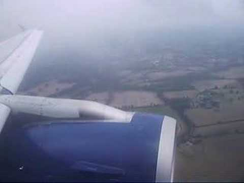 Manchester to Gatwick