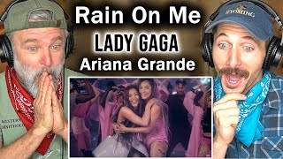 Montana Guys React To Lady Gaga, Ariana Grande - Rain On Me (Official Music Video)