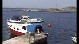 My boat Saga 27 AC