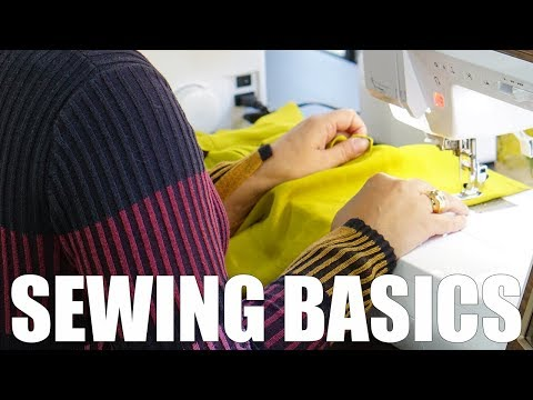 SEWING BASICS OVERVIEW