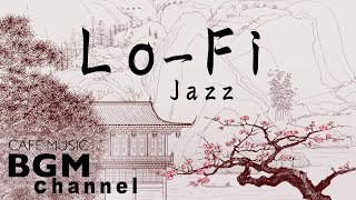 Lofi Hip Hop & Jazz Hip Hop - Chill Out Cafe Music - Study Beats