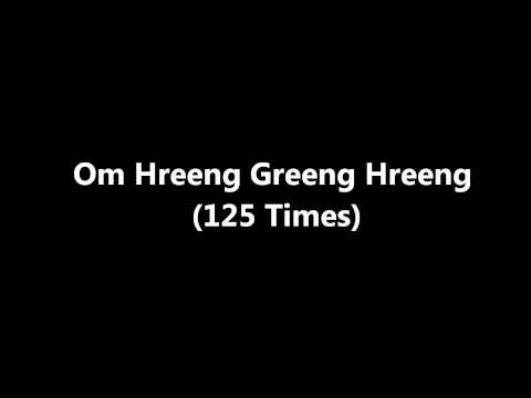 Mantra to Get easy and fast money Om Hreeng Greeng Hreeng 125 Times