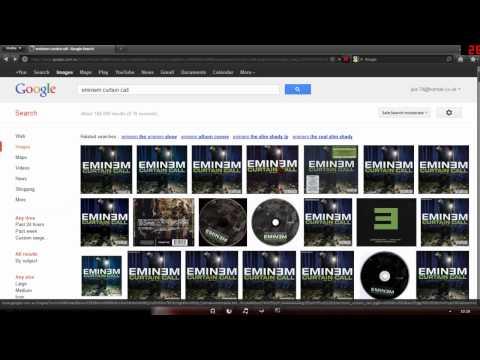 How to put custom album artwork in iTunes