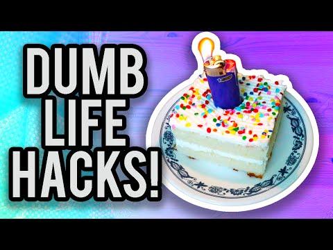 Dumb Life Hacks That Actually Work!
