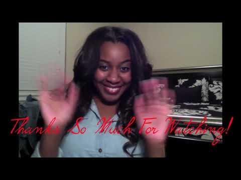 Tutorial::How To Achieve Messy Voluminous Curls w/ Conair Curling Iron! :)