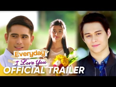 OFFICIAL TRAILER: 'Everyday, I Love You' | Gerald Anderson | Liza Soberano | Enrique Gil