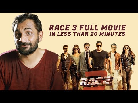 Race 3 full movie in less than 20 min
