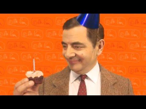 IT'S MR BEAN'S BIRTHDAY!