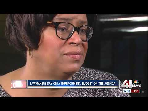 Lawmakers say only impeachment, budget on agenda