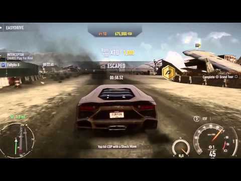 Need For Speed Rivals-Fastest Way To Make Money(SP)