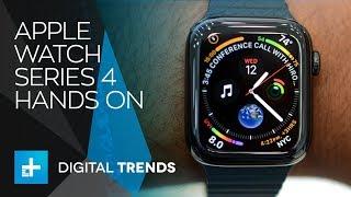 Apple Watch Series 4 - Hands On