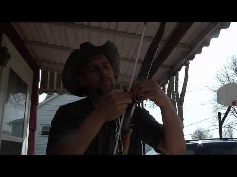 TGO How to Set up a Cajun Hybrid Bowfishing Reel!