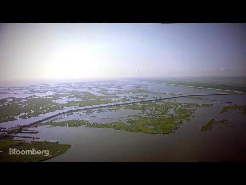 Louisiana's $50 Billion Plan to Rebuild the Coast