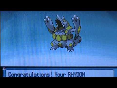 (1/2 of )ALL MY SHINY POKEMON!! plus shiny rhyhorn and shiny rhydon evolve!! ALL FULLY LEGIT!!