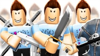 MAKING A DENIS ARMY IN ROBLOX