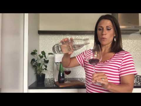 Non-alcohlic alternative to red wine