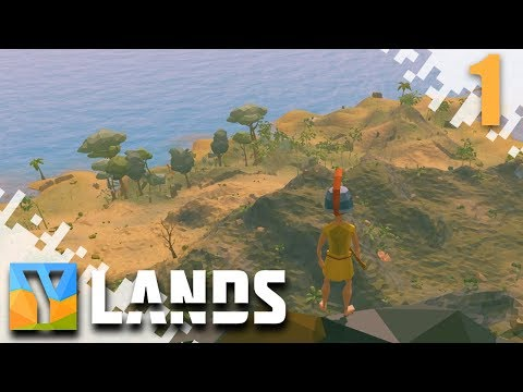 YLANDS - Survive, Craft, And Explore! - EP01