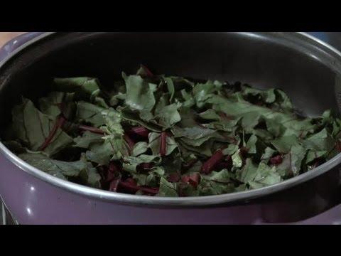 Cooking Beet Tops : Chef Tips & Tricks