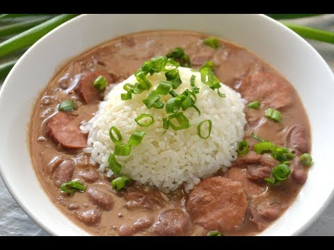 How to Cook Creamy Red Beans and Rice in a Pressure Cooker | Quick Soak Recipe