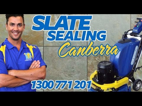 Canberra Slate Tiles Cleaning & Sealing